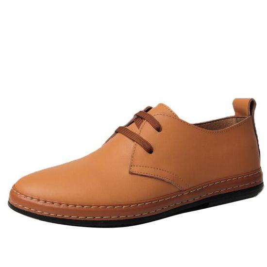 Jaune Homme Chaussures Derby Chaussures Jaune Homme Cuir Chaussures Cuir Derby 4AqRL35j