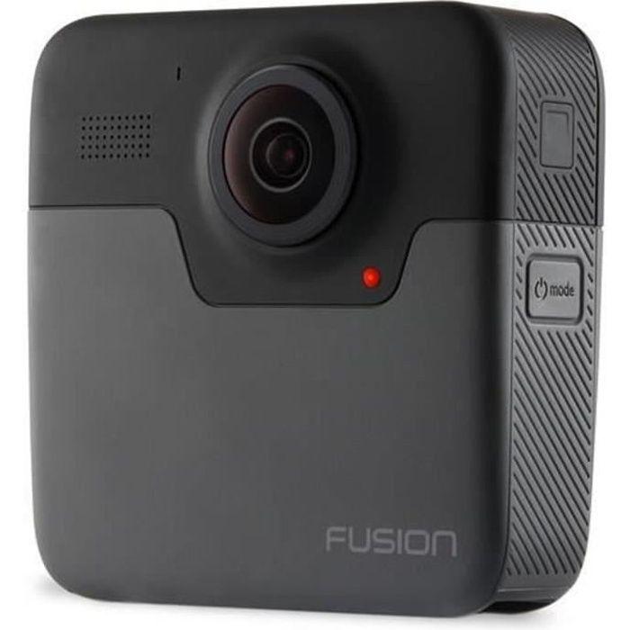 GOPRO FUSION Caméra sport 5.2K - Fonction VR - Captureur de vidéo et photo à 360°