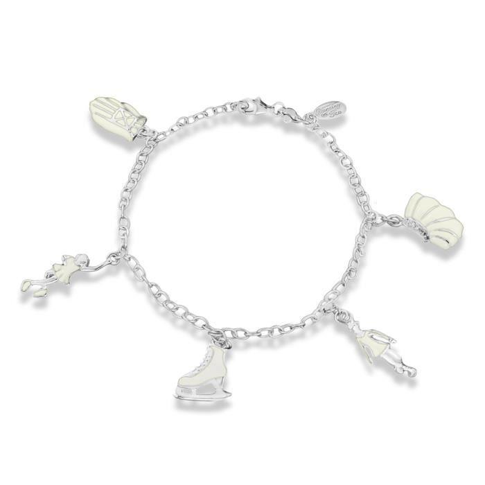 8.24.6911 - Bracelet Femme - Argent 9.5 Gr - Oxyde De Zirconium RGQMS