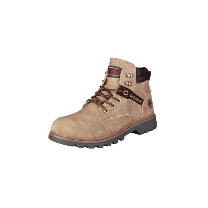 Carrera Jeans - boots / bottines montantes Nebraska - Antilope P,44 Marron