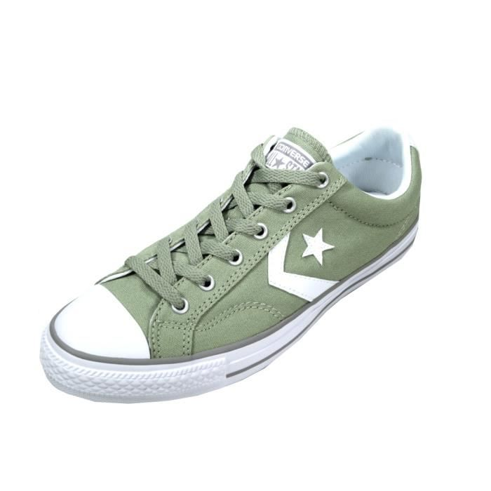Converse - Converse Chaussures Homme Star Player Ox Green 156619C Sneakers 41.5 Réf 56485 rTw7nFd1