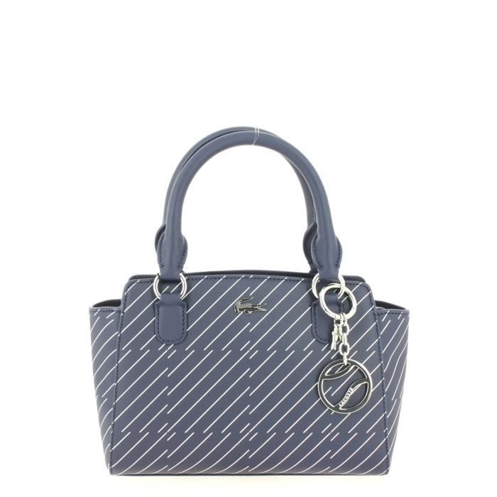 Daily Lacoste PeacoatAchat Check Sac Xs Vente Cabas Classic odBeCx