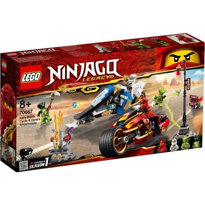 9508ab6d070af Lego moto ninjago - Achat   Vente jeux et jouets pas chers
