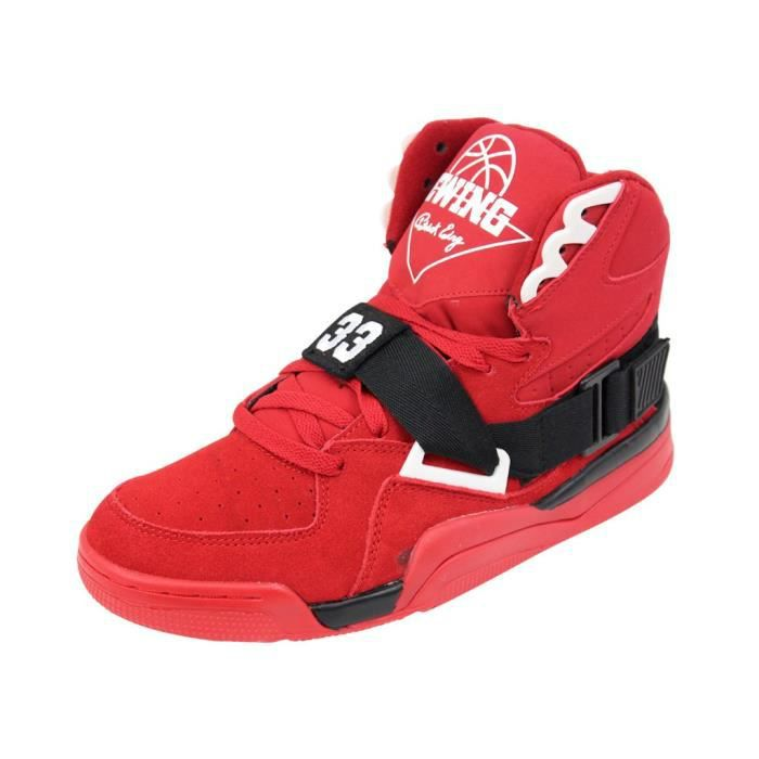 Rouge Patrick Basket Hi Redchaussures 400 Ewing Homme Concept w0x7PqXw