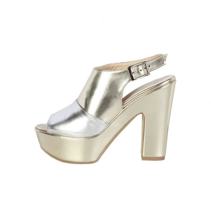 Sandale - Nu-Pieds - Made in Italia - Sandales pour Femme brun Made in Italia mRimgi3YW