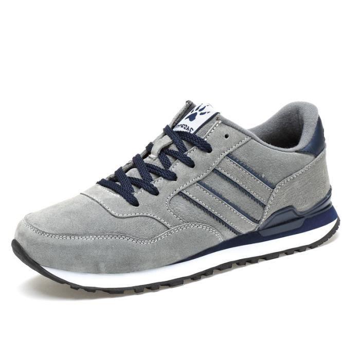 Chaussures de sport pour hommes chaussures respirantes pour hommes occasionnels