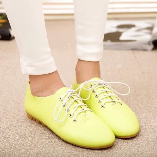 yellow Chaussures Spring Un de chaussures blanc a Mode Sport Souliers simples. Grw2A