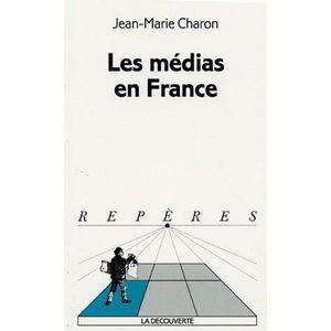 AUTRES LIVRES LES MEDIAS EN FRANCE