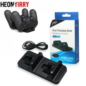 DOCK DE CHARGE MANETTE Chargeur Manette Station Charge Triangle Triple Po