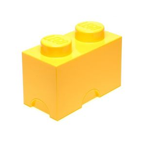 COFFRE - MALLE Lego Stockage Boîte de briques 2 - plus de couleur