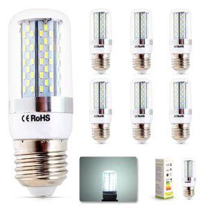 AMPOULE - LED Elinkume Ampoule Spot LED 6X E27 8W Blanc Froid 12