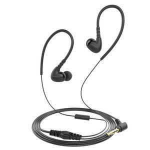 CASQUE - ÉCOUTEURS Aukey Écouteurs intra-auriculaires,  avec micropho