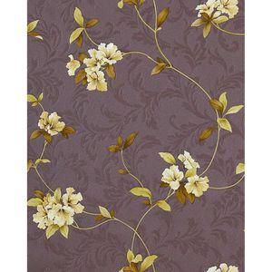 Papier Peint Motifs Floraux Achat Vente Pas Cher