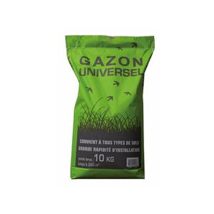 GAZON ARTIFICIEL Gazon universel 10kgs ref.511566