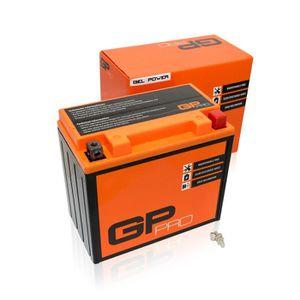 BATTERIE VÉHICULE GP-Pro - gel batterie 12V 17Ah GP-Pro (TYP - CB16L