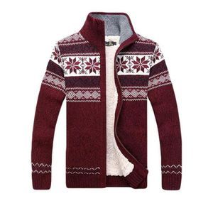 GILET - CARDIGAN Hiver Gilet Cardigan Doublee Polaire Homme Chaud M