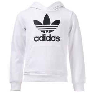 6bc48eb334 SWEATSHIRT Sweat à capuche adidas Originals Logo trèfle pour