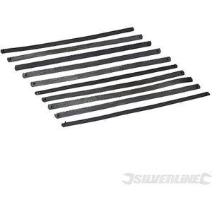 SCIE 10 lames pour scie à métaux Junior - 150 mm Sil…