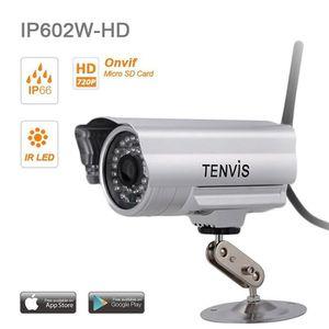 kit camera de surveillance sans fil exterieur achat. Black Bedroom Furniture Sets. Home Design Ideas