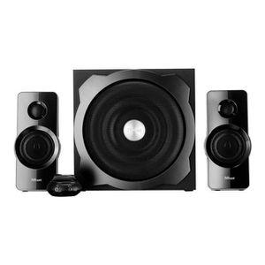 ENCEINTES ORDINATEUR Trust Tytan 2.1 Speaker Set - Système de haut-par…