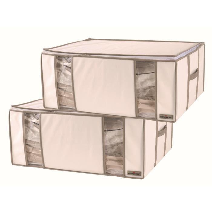 Housse de rangement compactor vendu par conforama 298 - Housse de rangement compactor ...