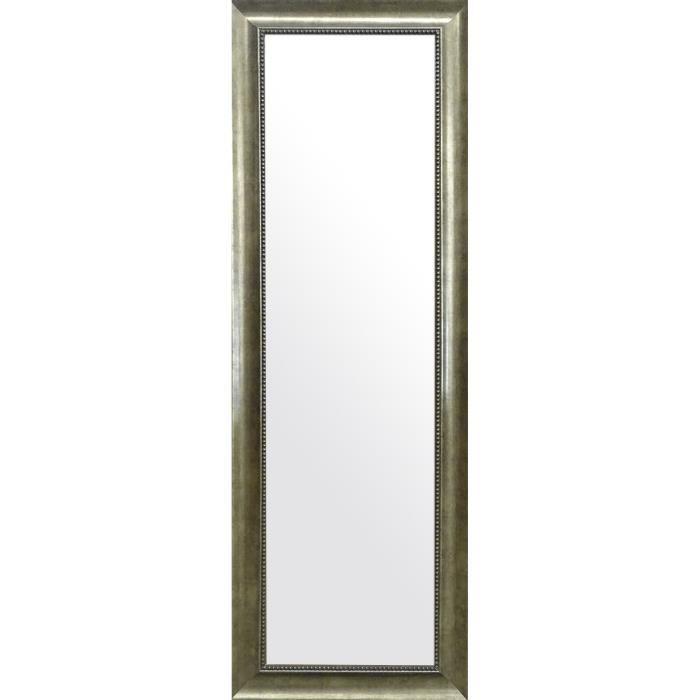 miroir mural but attirant miroir mural pas cher west miroir x cm dor et bronze with miroir sur. Black Bedroom Furniture Sets. Home Design Ideas