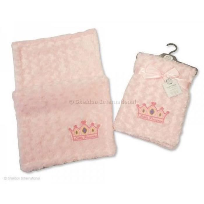 couverture bébé princesse Couverture/Enveloppe Bébé Princesse pour Fille en Rose !!!   BW  couverture bébé princesse