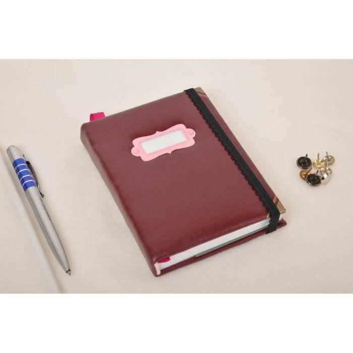 Carnet De Notes Bloc Notes Original Fait Main Cadeau