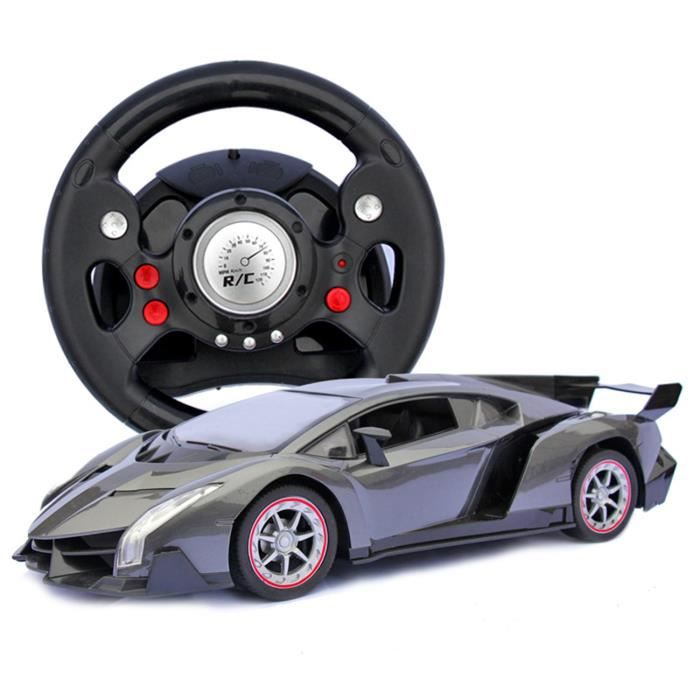 Télécommandee Voiture Veneno Lamborghini Volant Jouets 9Y2WEHDI