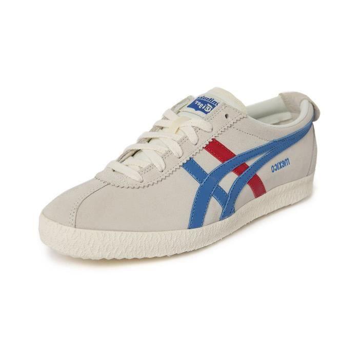 Sneakers Mexico Delegation Blanc Bleu pour homme BA28B81C