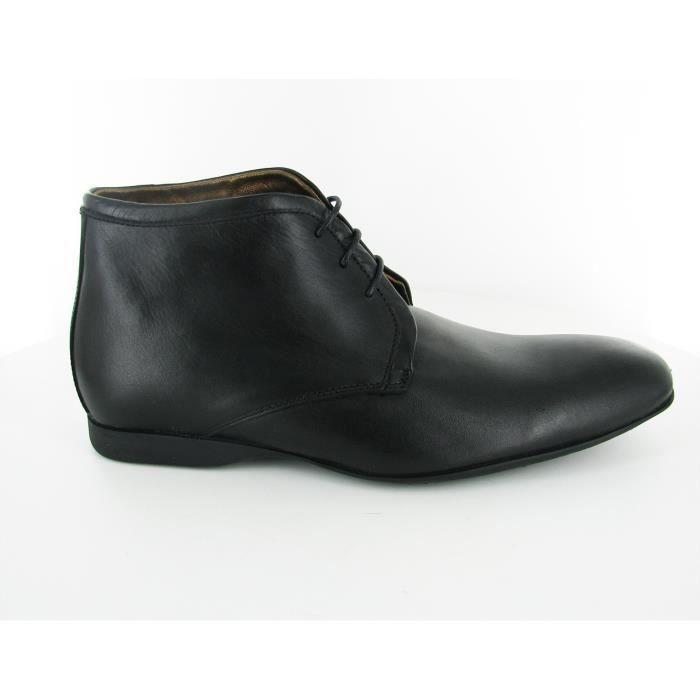 MAX BECKY Chaussures Boots 6-63 Noir - Couleur - Noir WE8ktUW