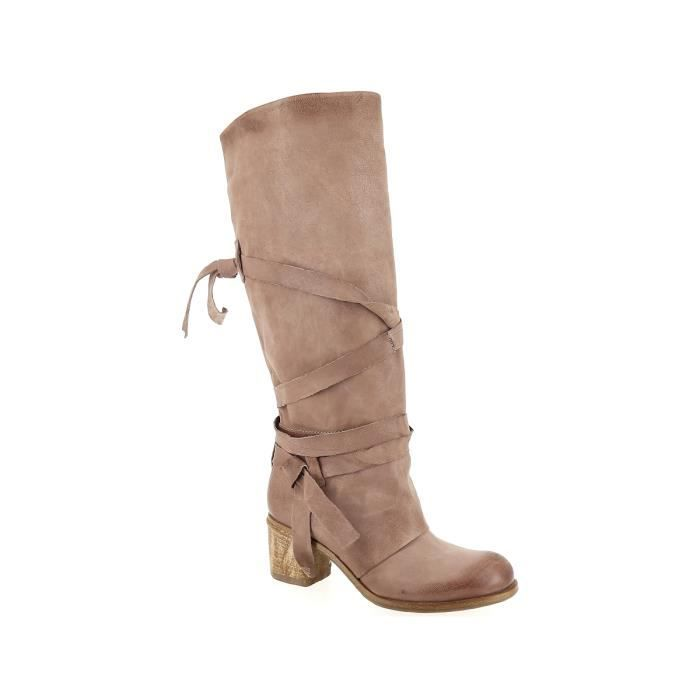 d3405f0aa67446 Bottes - AIRSTEP AS98 597305 Vieux rose - Achat / Vente botte ...