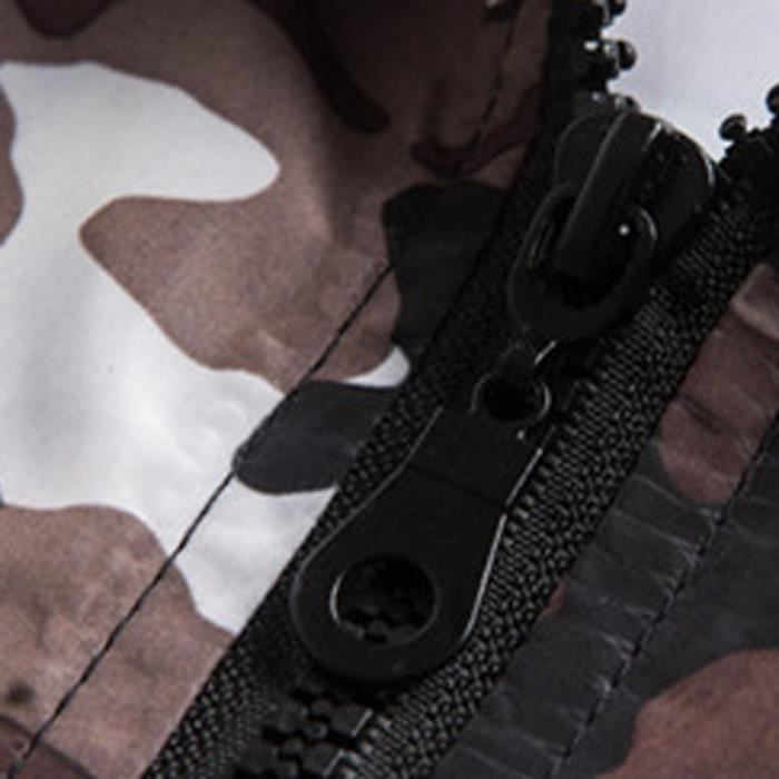 Hiver Camouflage À Veste Manteau Style Loisirs Automne Sport Extérieur De La Homme Capuche TUqxwRdFZ