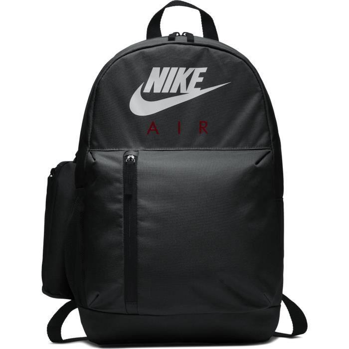 fa7499a501 Sac à Dos Nike Elemental Graphic 22l Noir Homme unique - Achat ...