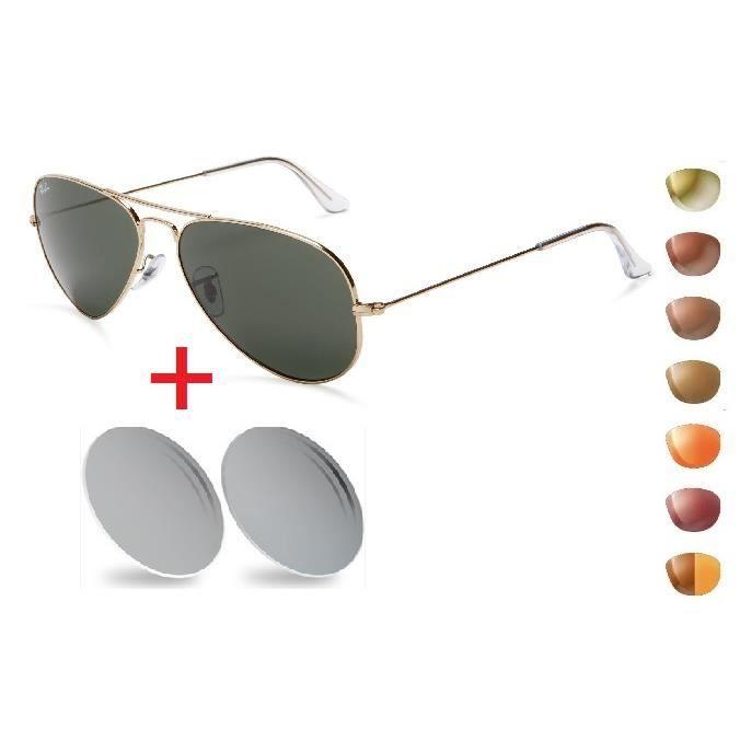 lunette soleil ray ban avec verre correcteur 94fcbb3b161d