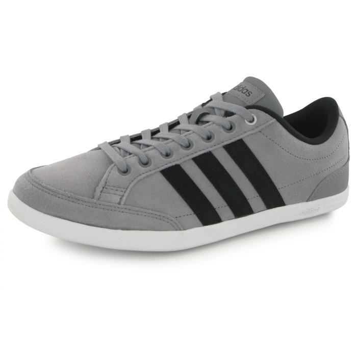 Adidas Neo Caflaire gris, baskets mode homme