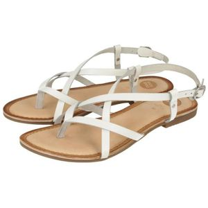 SANDALE - NU-PIEDS GIOSEPPO Sandales Blanc Femme