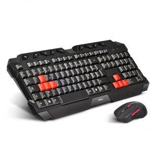 PACK CLAVIER - SOURIS Pack clavier souris sans fil Gamer