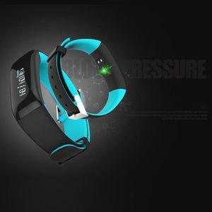 BRACELET D'ACTIVITÉ Bracelet montre-bracelet Bluetooth Montre intellig