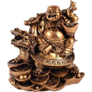 statue bouddha rieur achat vente pas cher. Black Bedroom Furniture Sets. Home Design Ideas