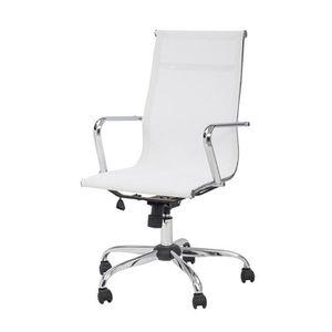 Chaise De Bureau Blanc Achat Vente Chaise De Bureau Blanc Pas