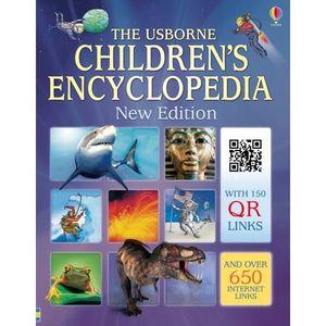 LIVRE JEUX ACTIVITÉS L'encyclopédie des enfants Usborne