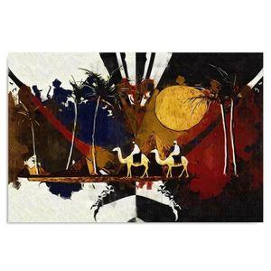 TABLEAU - TOILE Impression sur toile Tableau Art Déco Canevas  Pay