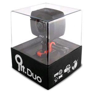 CAMÉRA SPORT GIGABYTE Camera Jolt Duo 360 (Noir)