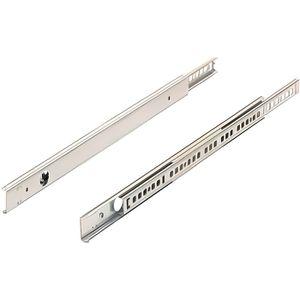 CAGE DE DIRECTION Glissières pour 17mm Longueur de tiroir 250-410 mm