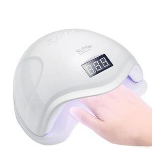 LAMPE UV MANUCURE Lampe UV Nail 48W 24 LED UV séchoir à ongles avec