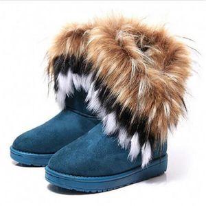 Bottes Femmes Automne Hiver Mode Occasionnels Ankle Boots FXG-XZ018Marron40 8SlHOe5stj