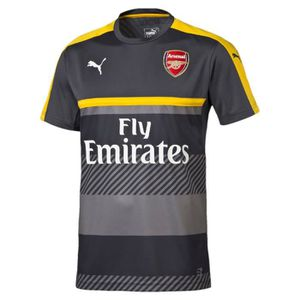 Maillot entrainement Arsenal gilet