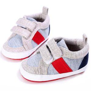 Frankmall®Mode Bébé Chaussures garçon fille nouveau-né berceau semelle douce espadrilles chaussures ROSE#WQQ0926486 oTsXmts