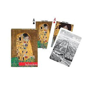 PORTE CARTE Piatnik 1629 - Cartes à Jouer - Belvedere Chefs -